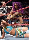 Sasha Banks & Bayley PHOTO 4x6 8x10 (Select Size) WWE #0160