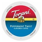 Torani Peppermint Twist Coffee 48 or 96 Keurig K cup Pick Any Size FREE SHIPPING