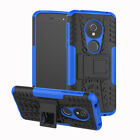 "Shockproof Hard Protective Kickstand Case For Motorola ""Moto E5"" /""Moto G6 Play"""