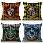 Harry Potter Pillow Fo Home Decoration Waist Cushion Cover Hogwarts Pillow Cases