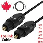 Digital Audio Optical Cable Fiber Optic Toslink Surround Sound Lead