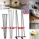 Hairpin Table Legs Set of 4 - Size 14
