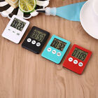 Large LCD Digital Kitchen Cooking Timer Count-Down Up Clock Alarm Magnetic New