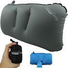 """InstantCampTM Lightweight """"Cloud"""" Camping Backpacking Hiking Pillow - Inflatable"""