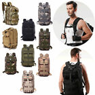 Multi-Style 30L 3P Outdoor Hiking Backpacks Marching Knapsack Tactical Backpack