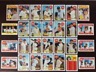 2018 Topps Heritage Base Team Sets  - Pick your team - More Teams Added