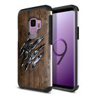 "For Samsung Galaxy S9 5.8"" Slim Impact Hybrid TPU Hard Silicone Case Cover"