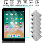 For iPad 9.7 2017/2018/6th/5th Gen/Air 2 Premium Tempered Glass Screen Protector