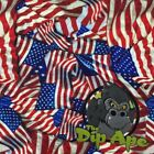 STARS AND STRIPES FLAG HYDROGRAPHIC WATER TRANSFER HYDRO FILM DIP APE
