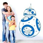 Star Wars Wall Sticker Cartoon Movie Robot Planets Cartoon Vinyl SPACE Decals