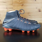 Nike Hypervenom Phantom 3 Elite DF FG ACC Grey Cleats AH7270 081 Soccer 275