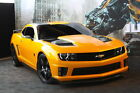 "Buy ""125260 2012 Transformers 3 Bumblebee Camaro SS Decor WALL PRINT POSTER CA"" on EBAY"