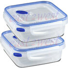 Sterilite 03314706 Ultra-Seal 4 Cup Food Storage Container 1,  2,  3,  4,  & 6 Pack