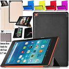 "Fire HD 8"" Inch Amazon Alexa Kindle Magnetic Flip Leather Hard Stand Case Cover"