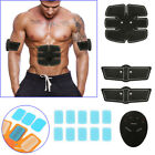 Smart Simulator Training Abs Fitness Gear Muscle Abdominal Toning Belt image
