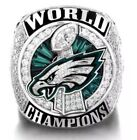 Philadelphia Eagles Ring, Silvertone, Several Sizes to Choose From on eBay