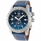 Glycine Men's Airman 42 GMT 42mm Quartz - Choice of ColorWristwatches - 31387