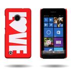 Slim 1pc Back Design Protective Shell Phone Cover Case for Nokia Lumia 530