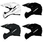 Cyber UX-28 MX Helmet Enduro BMX MTB All Colors & Sizes
