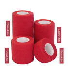 Self-Adhesive Elastic Bandage First Aid Medical Health Care Treatment Gauze Tape