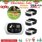 Внешний вид - Wireless Electric Dog Pet Fence Containment System Transmitter Collar Waterproof