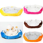 Pet Bed Small/Medium/Large Dog Cat Puppy Bed House Kennel Cotton Pet Warm Mat