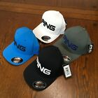 Ping TOUR Structured 154 Golf Hat - Small / Medium - NEW
