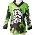 Strider Toddler Race Bike Jersey - GREEN Sizes 2T - 5T