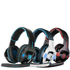 Sades SA-903 Pro Gaming Headset Surround USB Headband for PC Laptop with Mic