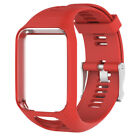 Replacement Silicone Band Strap For TomTom Adventurer / Golfer 2 GPS Watch New