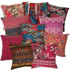 Ah1 Cotton Cushion Cover*Reddish Fuschia Throw Oblong Pillow Case*Custom Size