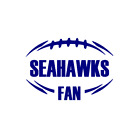 Seattle Seahawks Fan Decal for Yeti, Car, Truck, Tumbler, Water Bottle on eBay