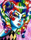 Masked 3 by Carissa Rose Canvas or Paper Rolled Art Print
