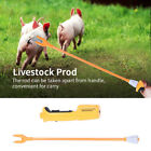 Livestock Prod Cattle Hot Shot Handle Swine Electric Hand Prod for Pig Animal zg