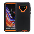 For Samsung Galaxy Note 9 Case Cover &quot;Clip Fit Otterbox Defender Series&quot; Rugged  <br/> CASE COVER FULL TEMPERED GLASS PROTECTOR OPTION