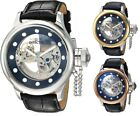 Invicta Men's Russian Diver Ghost 52mm Automatic Leather Watch - Choice of Color image