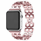 Stainless Steel Bracelet iWatch Band Strap For Apple Watch 38-42mm Series 3-2-1