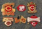Cincinnati Reds~Pick a Pin~1980-90's~MLB~Choose one or more ~ Add to Cart on Ebay