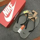 Nike * Solarsoft Thong II Black &amp; Cool Grey Flip Flops for Men <br/> NATIONWIDE COD, Free Ship, Meet Up, PayPal Accepted