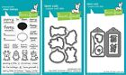Lawn Fawn Say What Christmas Critters Stamps (LF1778) or Dies (LF1779 OR LF1780)