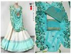 Bridal Wedding Lehenga Choli Lengha Women Clothing Designer Blouse Heavy Dupatta