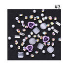 Nail Rhinestones Nagel Strass 3D Nail Art Decoration DIY 3D Nagelsticker Stud