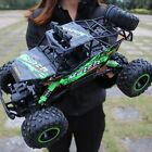 RC Car Bigfoot Monster Truck Rock Crawlers 4WD 4CH 2.4G Off Road 1:12 Brushed