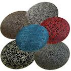 Round Shape Cover*Chinese Rayon Brocade Floor Chair Seat Cushion Case *BL16
