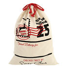 Xmas Large Christmas Stockings Bags Sacks Santa Gift Sack Decoration Bag 70*50cm
