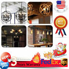 Retro Lamp Pendant Chandelier Dining Room Hallway Bar Industrial Ceiling Light
