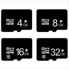 NEW Micro SD SDHC TF Flash Memory Card Fast Class10 4G|8G|16G|32G+SD Adapter