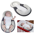 Newborn Mattress Baby Bed Crib Portable Sleep Pillow Breathable Cushion Bed Pad