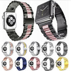 Stainless Steel Band Strap Bracelet For iWatch Apple Watch Series 4 40/44mm 2018 image