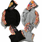 /BAPE A Bathing Ape Hoodie Sweats Men's Shark Head Full Zip Coat Jacket Clothing